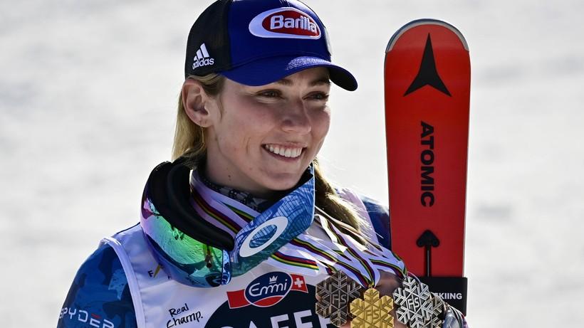 Pekin 2022: Mikaela Shiffrin chce wystartować we wszystkich konkurencjach indywidualnych