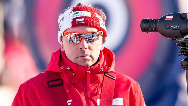 Sikora trenerem biathlonowej kadry młodzieżowej