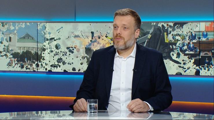 """""""Ile wart jest Jarosław Gowin?"""" Adrian Zandberg w """"Graffiti"""""""