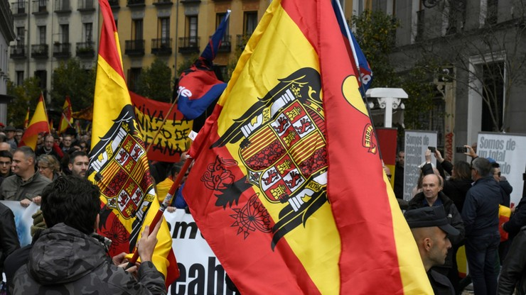 Hiszpania: zwolennicy gen. Franco uczcili rocznicę jego śmierci. Interweniowała policja