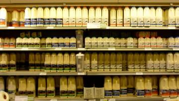 Rolnicy będą produkować mniej mleka - ale chcą pieniędzy