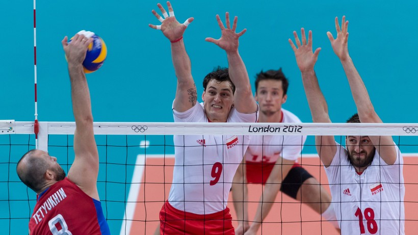 Top 10: Najlepsi siatkarze w historii igrzysk olimpijskich