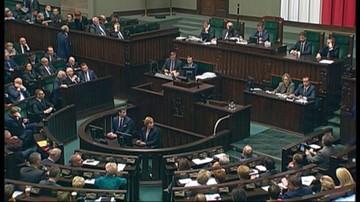 """Po gorącej dyskusji Sejm przyjął polsko-ukraińską """"Deklarację pamięci i solidarności"""""""