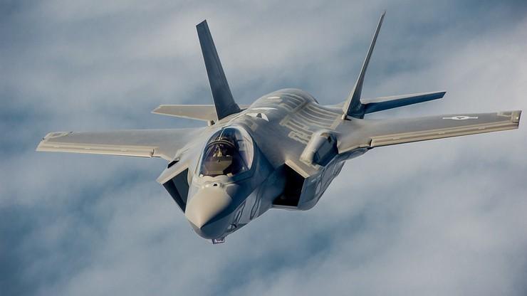 USA rozważają  możliwość sprzedaży Polsce myśliwców F-35