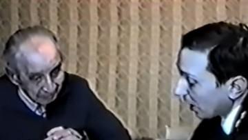 Nagranie kluczowej relacji o zbrodni katyńskiej dostępne w internecie