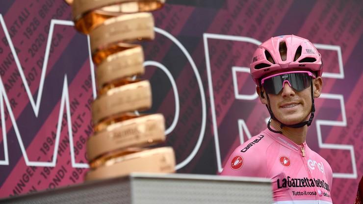 Giro d'Italia: Kraksy w końcówce! Ewan zwycięzcą etapu, De Marchi nadal liderem