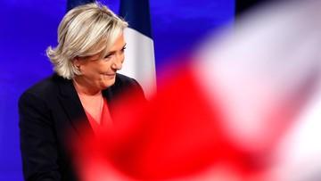 Le Pen: wynik wyborczy historycznym sukcesem Frontu Narodowego