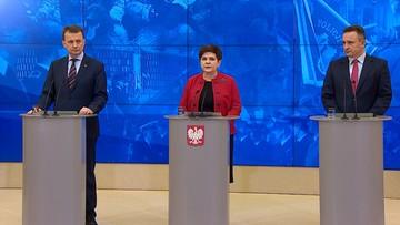 Szydło: nadisnp. Tomasz Miłkowski szefem Biura Ochrony Rządu