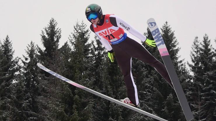 Poznaliśmy mistrza Rosji w skokach narciarskich