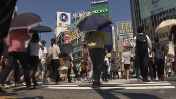 Upały w Japonii. Z powodu wysokich temperatur ponad 71 tys. osób trafiło do szpitala, a 138 zmarło
