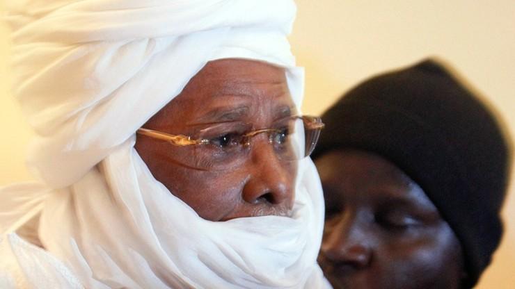 Dożywocie dla b. prezydenta Czadu za zbrodnie przeciw ludzkości