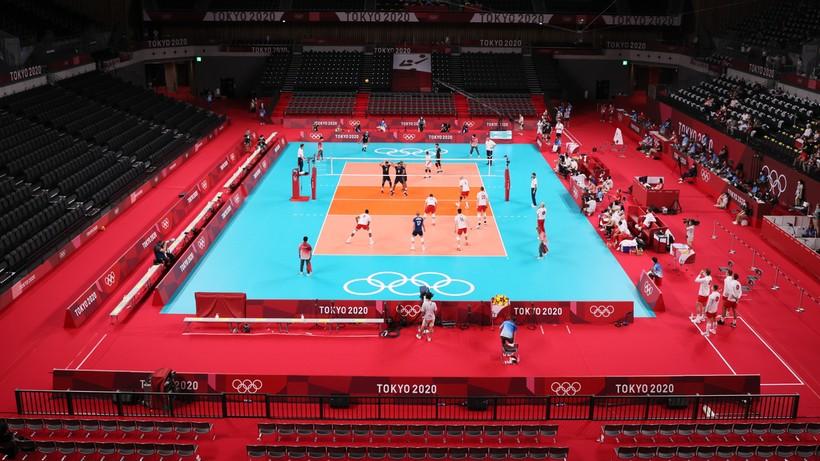 Tokio 2020: Wyniki meczów 1. kolejki turnieju siatkarzy