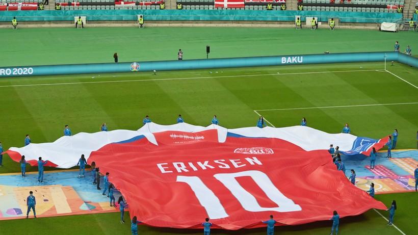 Euro 2020: UEFA zaprosiła Christiana Eriksena na finał