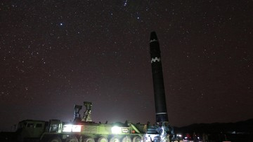 USA przygotowują się na ewentualny atak ze strony Korei Płn. Przeprowadzono test systemu ostrzegania