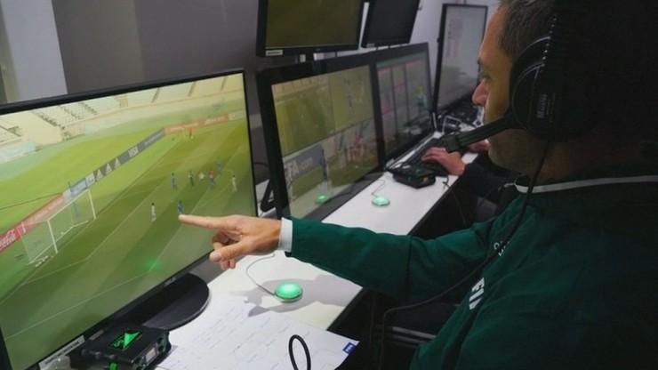 Liga Mistrzów dogoni Ekstraklasę. Sędziowie będą mogli korzystać z technologii VAR
