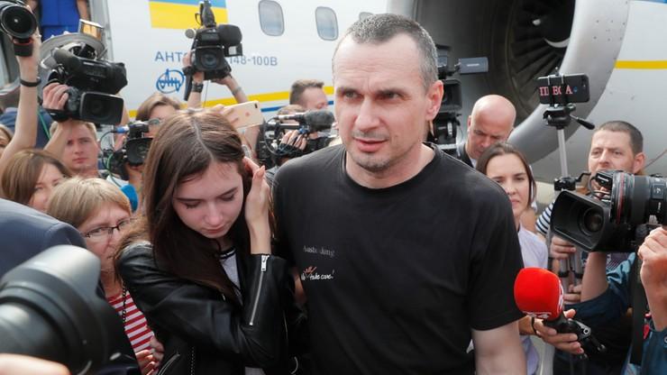 Rosja i Ukraina dokonały wymiany więźniów. Wśród zwolnionych Ołeh Sencow