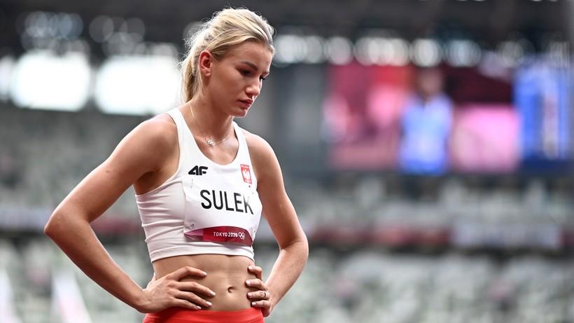 Tokio 2020: Adrianna Sułek jedenasta po dwóch konkurencjach siedmioboju