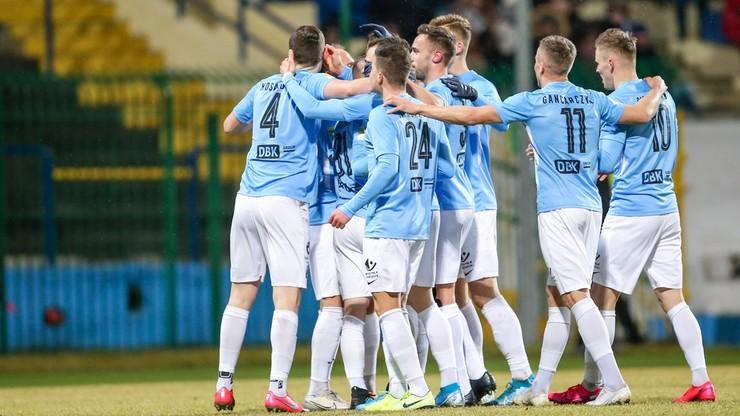 Fortuna 1 Liga: Pięć zakażeń w Stomilu Olsztyn