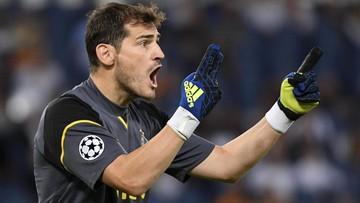 Iker Casillas poza składem piłkarskiej reprezentacji Hiszpanii