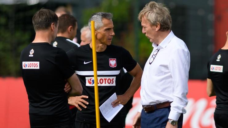 Zbigniew Boniek: Pozycja trenera Paulo Sousy nie jest zagrożona