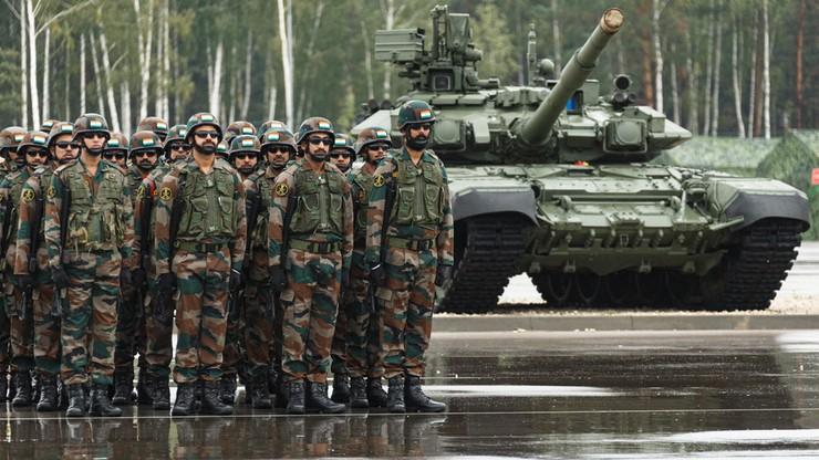 Białoruś. Ministerstwo obrony w Mińsku poinformowało o uroczystym rozpoczęciu manewrów Zapad-2021