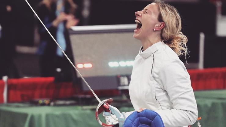 Polska szablistka startująca w barwach USA nie wystąpi na igrzyskach. PKOl nie wyraził zgody