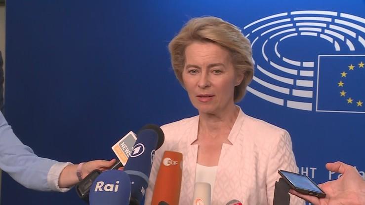 Praworządność w państwach Unii Europejskiej. Jest stanowisko Von der Leyen