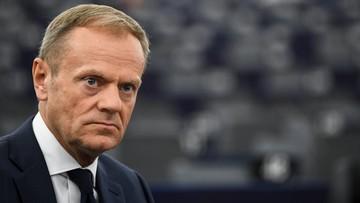 """Tusk będzie zeznawał w procesie Arabskiego. """"W poniedziałek stawię się w sądzie"""""""