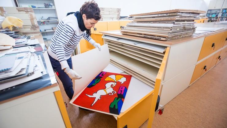 Poznańskie muzeum kupiło 477 prac Młodożeńca