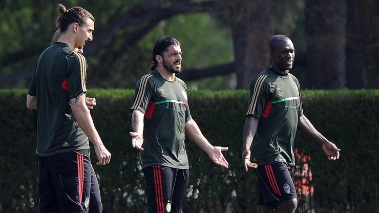 Robinho wspomina: Zlatan wyzwał do walki Gattuso. Kto wygrał?