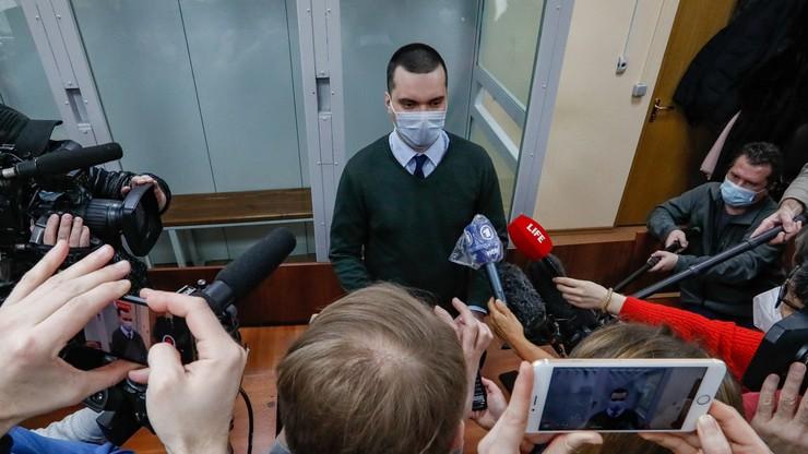 Otrucie Aleksieja Nawalnego. Moskiewski sąd odrzucił skargę opozycjonisty