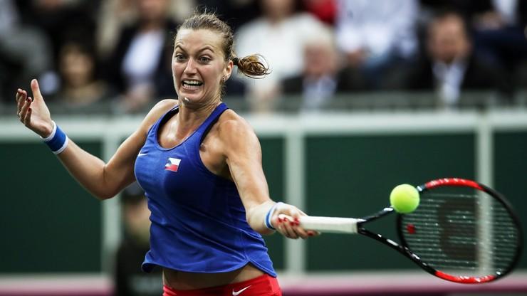 Fed Cup: Czeszki o krok od awansu do półfinału