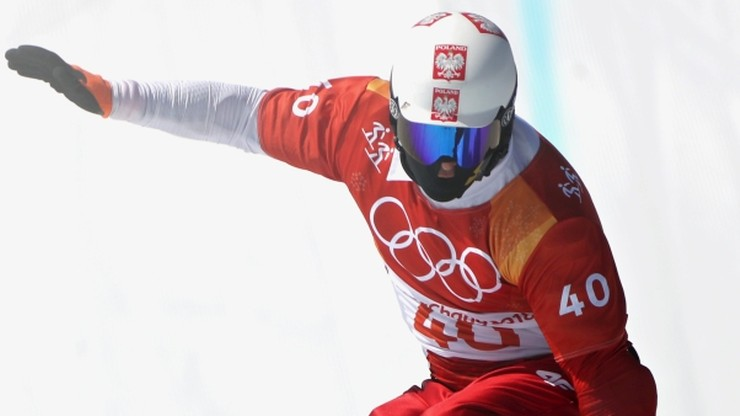 Pjongczang 2018: Ligocki w ćwierćfinale snowcrossu. Wykorzystał upadek rywali