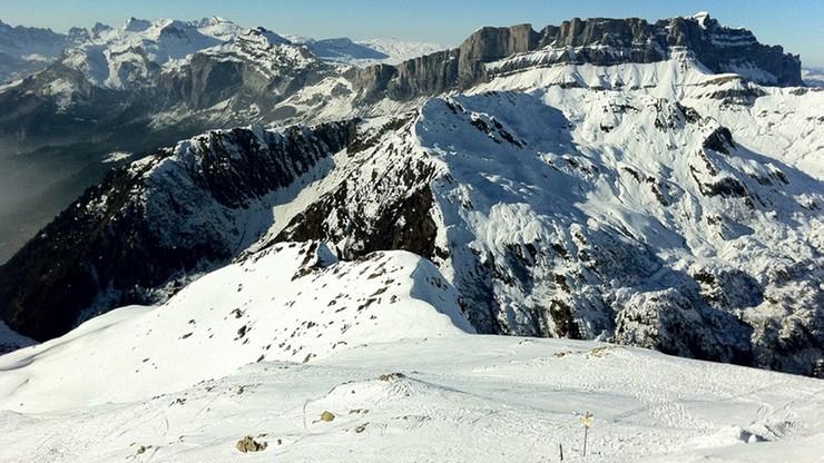 """Zagrożenie lawinowe w Chamonix. """"W ciągu 45 dni spadło tyle śniegu, ile zazwyczaj w ciągu pięciu miesięcy"""""""