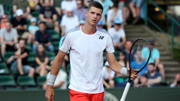 ATP w Rzymie: Hubert Hurkacz - Andriej Rublow. Gdzie obejrzeć?