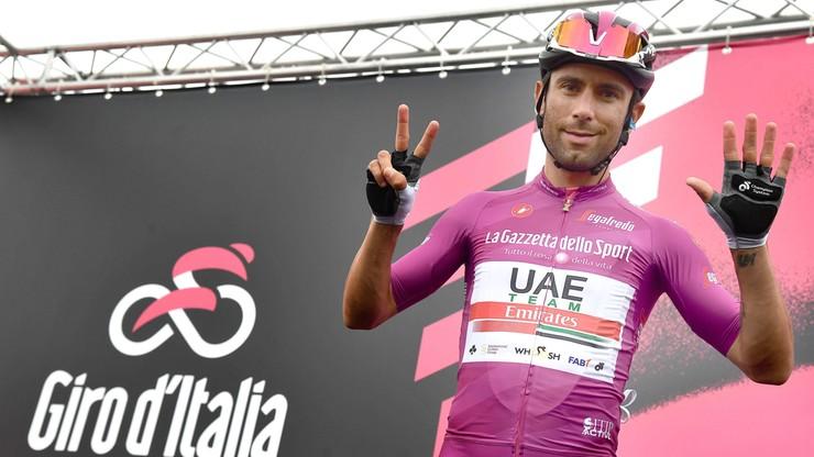 Włoski kolarz Diego Ulissi ma zapalenie mięśnia sercowego