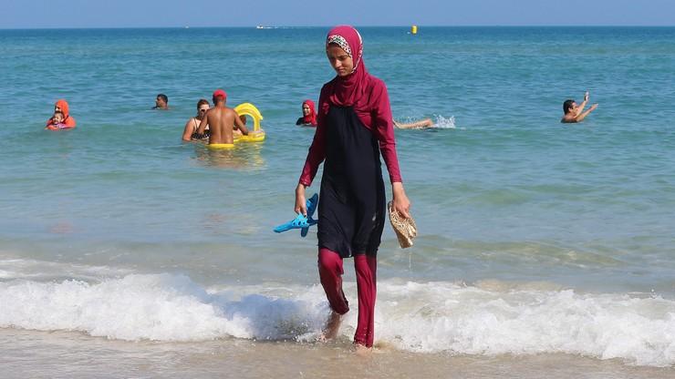 """Zakaz noszenia burkini """"stygmatyzuje muzułmanów"""" - uważa przedstawiciel ONZ"""