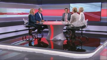 """""""Zostały dwa posiedzenia Sejmu. Będzie miła twarz PiS, do wyborów"""". Czarzasty o marszałek Witek"""
