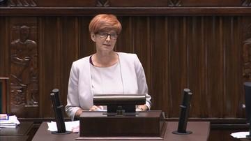 Minister Rafalska: postulat podniesienia renty socjalnej był podnoszony przez różne środowiska