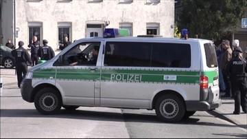 """Napad na bank w Niemczech. Skradziono """"większą sumę"""" pieniędzy"""