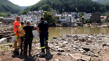 Rekordowe straty po powodziach w Niemczech. Są pierwsze szacunki