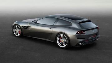 Ferrari zaprezentowało nowy, bardziej rodzinny, model auta