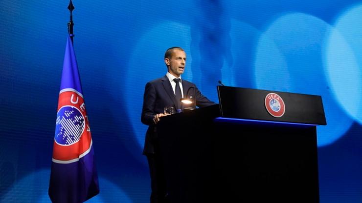 Prezydent UEFA: Wszystkie mecze Euro 2020 z kibicami