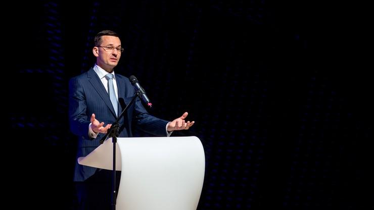 Morawiecki: Górny Śląsk będzie polską Doliną Krzemową