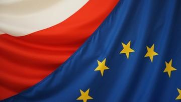 71 proc. Polaków widzi korzyści z bycia w UE. Średnia w UE jest dużo niższa