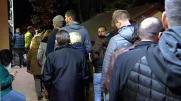 PKW: z powodu kolejek przed lokalami głosowanie w Warszawie również po zakończeniu ciszy wyborczej