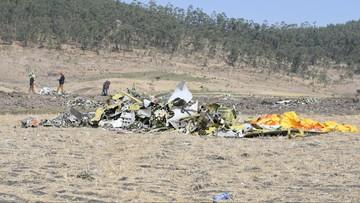 Analiza czarnych skrzynek etiopskiego boeinga wskazuje na podobieństwo z Lion Air