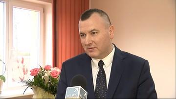 Ma 95 zarzutów związanych z wyłudzeniem 11 mln zł. Został wójtem w Daszynie