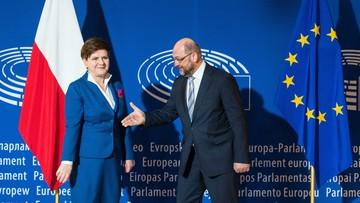 Transmisja na żywo: debata o Polsce w Parlamencie Europejskim