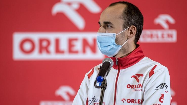 Robert Kubica wystartuje w legendarnym wyścigu